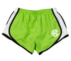 Boxercraft Gym Shorts with Monogram