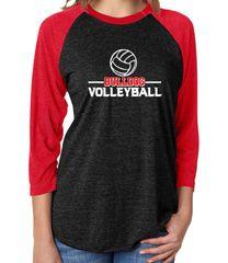 FHS Volleyball Raglan