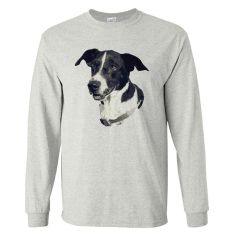 Pet Gildan Adult. Long-Sleeve T-Shirt