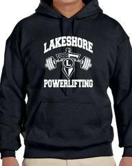 LHS Powerlifting Hoodie