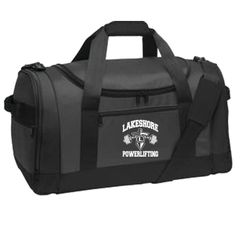 LHS Powerlifing Duffle