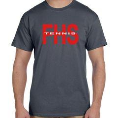 FHS Tennis Grey Short Sleeve