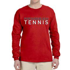 FHS Tennis Red Long Sleeve
