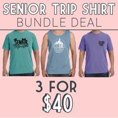 Senior Trip 2018 BUNDLE