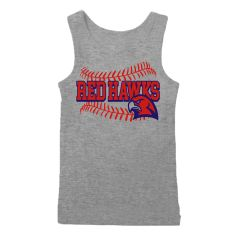 Red Hawks Laces Girl's Tank