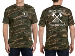 Anvil Camouflage T-shirt #939