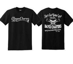 Bayou Charters T-Shirt