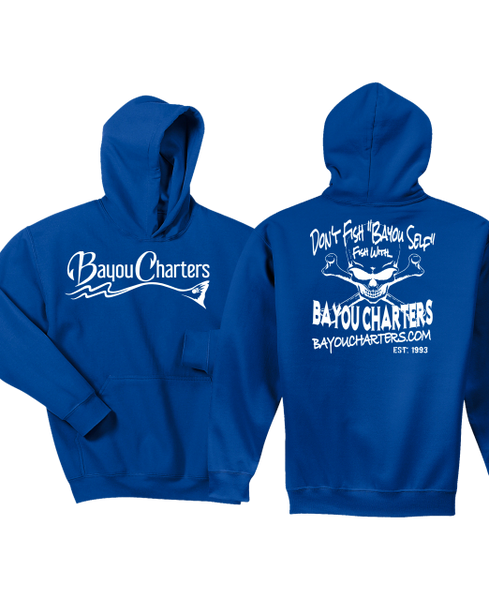 Bayou Charters Hoodie