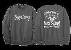 Bayou Charters Crew Sweatshirt