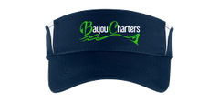 Bayou Charters Visor