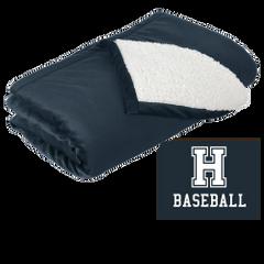 Hannan Baseball Blanket