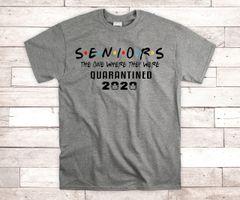Seniors quarantined