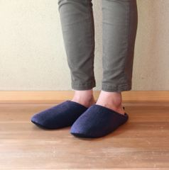 Slippers - MOKU Linen