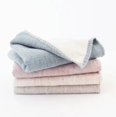 Claire Organic Cotton Towel