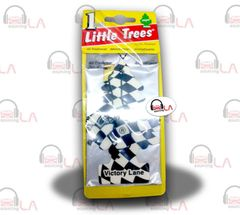 Little Trees Hanging Car and Home Air Freshener, Victory Lane(Pack of 24)