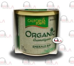 California Scents' Organic - The Power to Freshen Naturally EMERALD BAY