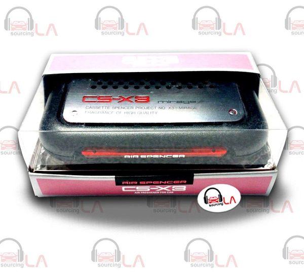 Air Spencer CSX3 Crystal Japanese Auto/Car Air Freshener Eikosha JDM Genuine