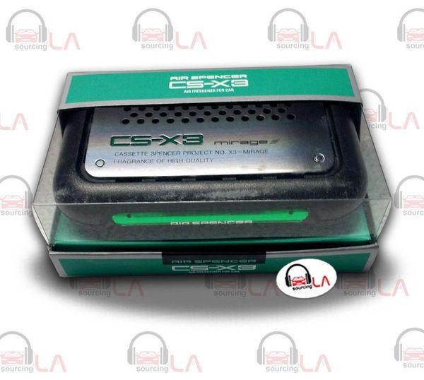 Air Spencer CSX3 Lime Japanese Auto/Car Air Freshener JDM Genuine