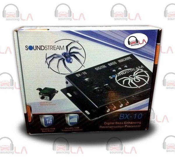 Soundstream BX10 Digital Bass Reconstruction Car Audio Processor