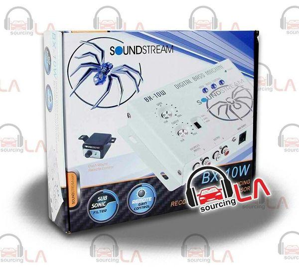 SOUNDSTREAM BX10 W CAR AUDIO DIGITAL BASS EPICENTER STEREO SUBWOOFER AMPLIFIER