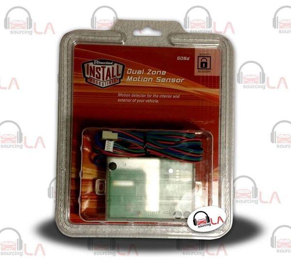 DIRECTED® (DEI) 508D Invisibeam CAR SECURITY DUAL ZONE FIELD MOTION SENSOR