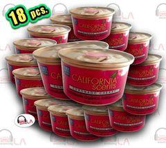 California Scents Coronado Cherry Air Freshener Box of 18