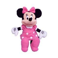 Minnie Mouse Pink Dress Plush 11 Inch