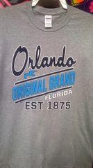 Adult Orlando Florida Original Brand T-Shirts