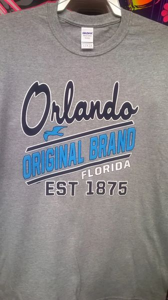 Adult Orlando Florida Original Brand T-Shirts
