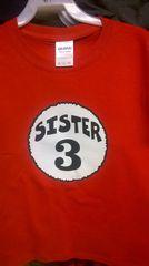 Kid's SISTER-3 T-Shirts