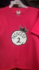 Kid's PRINCESS-2 T-Shirts