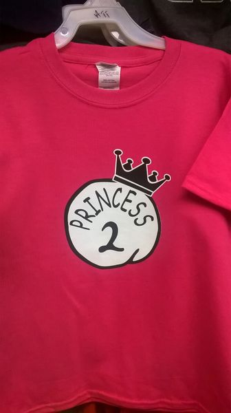 Kid's PRINCESS-2 T-Shirts