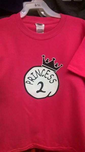 Adult PRINCESS-2 T-Shirts
