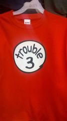Kid's TROUBLE-3 T-Shirts