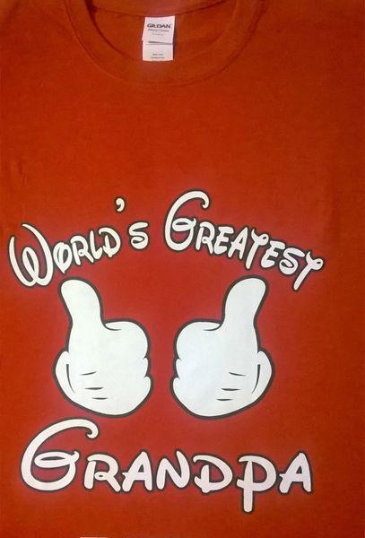 Worlds Greatest Grandpa T-Shirt
