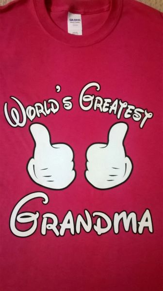Worlds Greatest Grandma T-Shirt