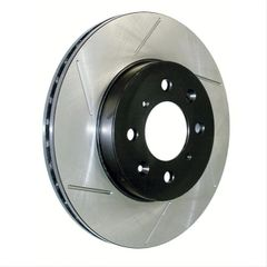 STOPTECH Slotted Sport Brake Rotor Front Left (6 lugs) 2011-2014 F150 5.0