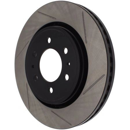 STOPTECH Slotted Sport Brake Rotor Front Left (7 lugs) 2011-2014 F150 5.0