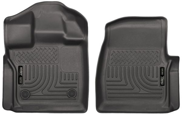 HUSKY LINERS WEATHERBEATER STANDARD CAB- 2015 - 2020 F150