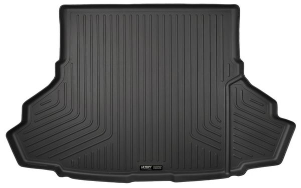 HUSKY LINERS WeatherBeater BLACK TRUNK LINER-2015-2020 MUSTANG COUPE