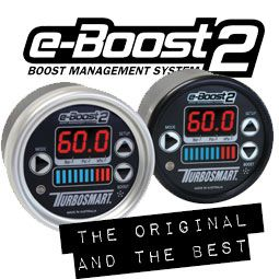 TURBOSMART e-Boost2 Electronic Boost Controller 60mm