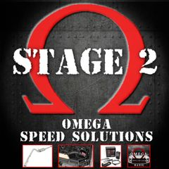 Omega Speed Solutions STAGE 2 - 2015-2017 F150 5.0L