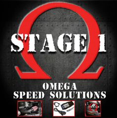 Omega Speed Solutions STAGE 1 - 2015-2017 Mustang GT 5.0L