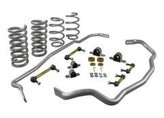 WHITELINE Grip Series Stage 1 Lowering Kit - 2015-2017 Ford Mustang GT
