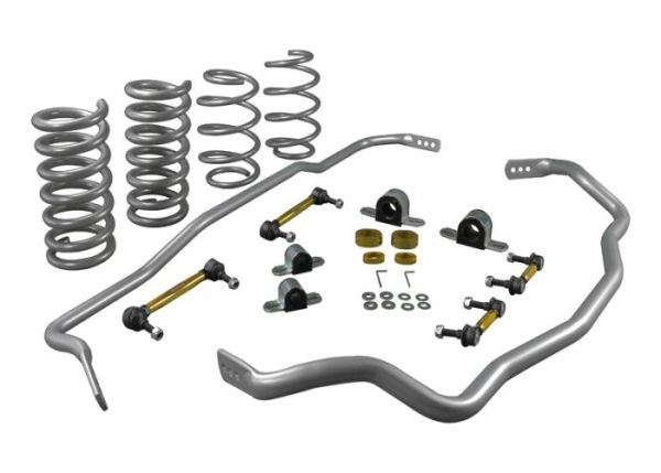 WHITELINE Grip Series Stage 1 Lowering Kit - 2015-2020 Ford Mustang GT