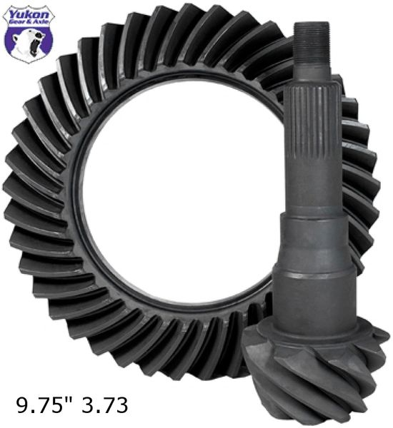 "YUKON GEAR Ring & Pinion 9.75"", 3.73 ratio - 2011-2018 F150"