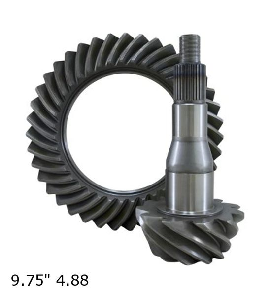 "YUKON GEAR Ring & Pinion 9.75"", 4.88 ratio - 2011-2018 F150"