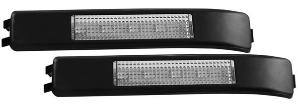 ANZO LED Mirror Lights LED Mirror Lights 2011-2014 Ford F-150