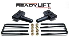 "READY LIFT REAR BLOCK 1.5"" LIFT KIT - 2004-2019 F150 2WD"