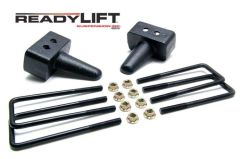 "READY LIFT REAR BLOCK 3"" LIFT KIT - 2004-2019 F150 4WD"